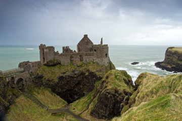 Dunluce Castle - Northern Ireland