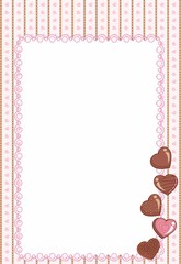 scrapbook-fundo-chocolate