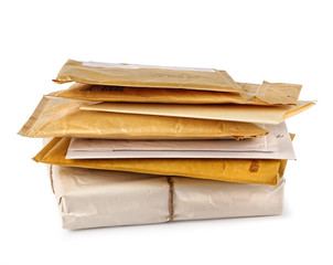 Stack of mail