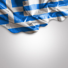Waving flag of Greece, Europe