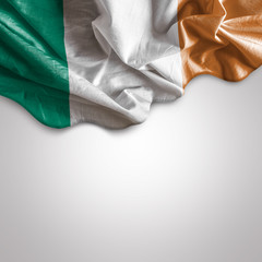 Waving Flag of Ireland, Europe