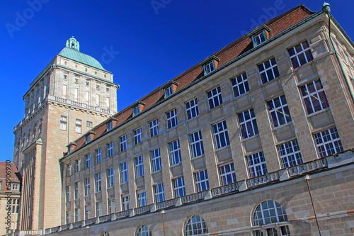 Leinwanddruck Bild ETH Zürich