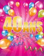 40 Ans