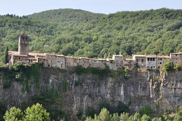 Castellfollit de la Roca, Girona (Spain)