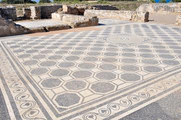 Ruinas de Empúries, antigua ciudad griega y romana, Cataluña