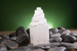Mineral gypsum selenite - 61911337