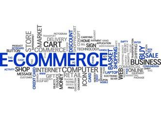 e-commerce   Modern wallpaper