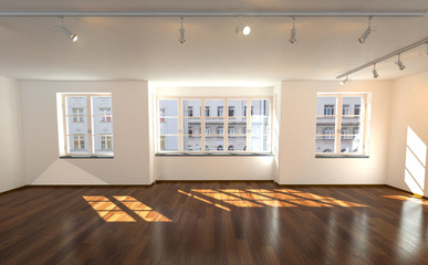 3D - Luxus Apartment (III)