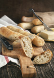 Ciabatta sticks