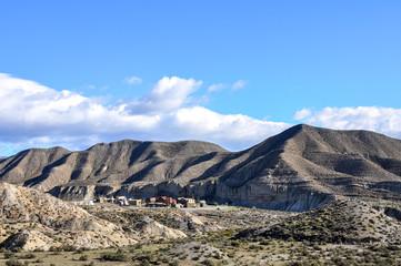 Desierto de Tabernas, Almeria (Spain)