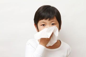 鼻炎 子供 アレルギー