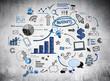 Infographic of Economics Trends