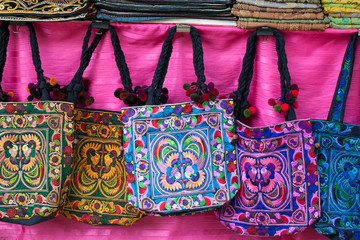 Tribal handicraft bags