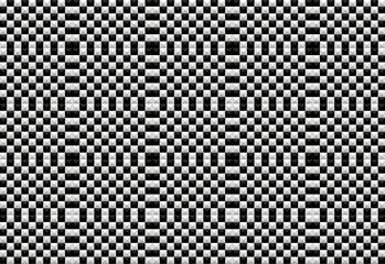 Squared checkered background