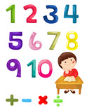Number mathematics