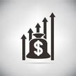 dollar chart growth