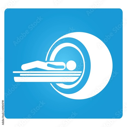 MRI machine, CT scanner