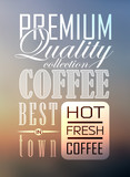 Premium Quality Coffee