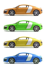 set color cars