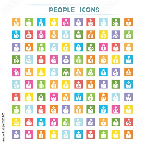 avatar, people icons