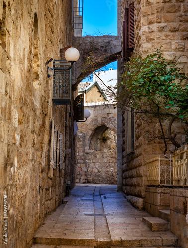 Jerusalem street