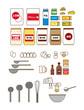 材料(製菓、パン)