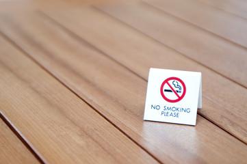禁煙席 禁煙 サイン