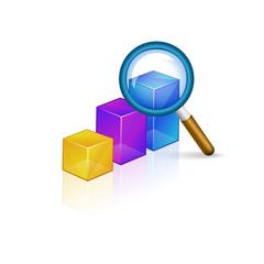Chart magnifier