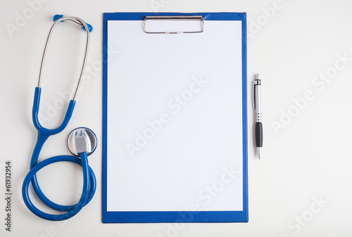 Medical clipboard