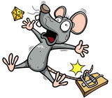 Vector illustration of Rat