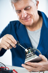 Repairing Old Iron