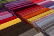 colorful fabric samples - 61935736
