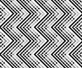 Geometric stylish texture pattern seamless background Vector