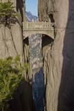 Fairy Walking Bridge, Mt Huangshan