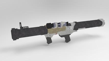 Bazooka Toon