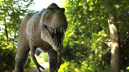 T-Rex 3D front