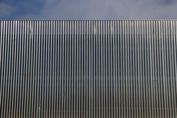 Estructura Metalica de Edificio