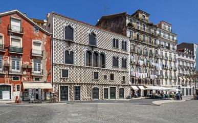 Casa dos Bicos (House of Spike), Lisbon