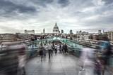 St. Paul's Cathedral & Millennium Bridge, London - 61942147