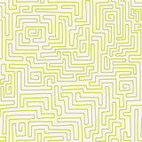 Seamless labyrinth pattern