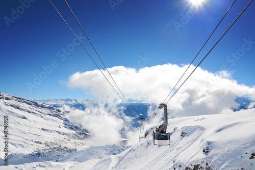 Luftseilbahn Skigebiet Flims - 61946928