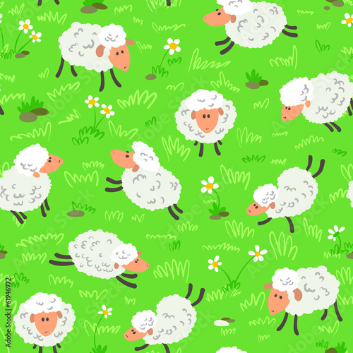 sheeps seamless