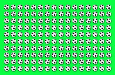 Fussball grün