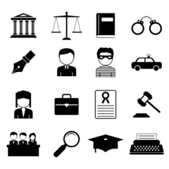 Law and Justice icon