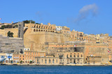 Valetta,capital city of Malta