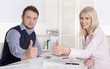 Erfolgreiche Teamarbeit unter Männern und Frauen