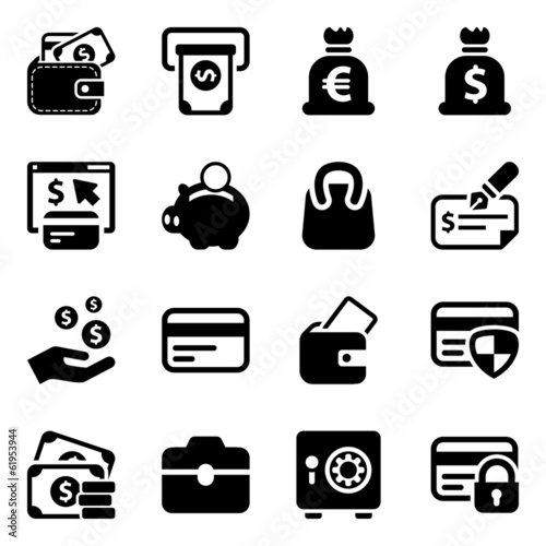 money iconset