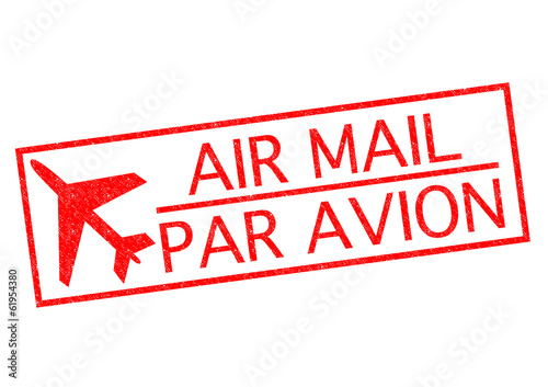 AIR MAIL/PAR AVION