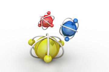 Model of atom