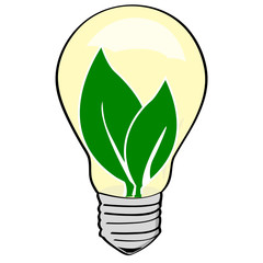 Environmental light bulb